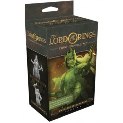 The Lord of the Rings: Journeys in Middle-earth - Dwellers in Darkness Figure Pack (2020) - разширение за настолна игра