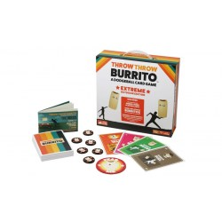 Throw Throw Burrito Extreme Outdoor Edition (2020) - парти настолна игра от издателите на Exploding Kittens