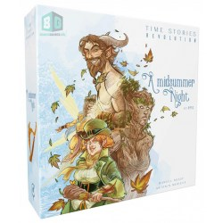TIME Stories Revolution: A Midsummer Night (2020) Board Game