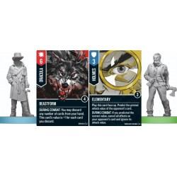 Unmatched: Cobble & Fog (2020) - настолна игра и разширение