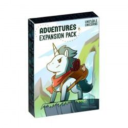 Unstable Unicorns: Adventures Expansion Pack - разширение за настолна игра