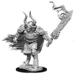 WizKids Pathfinder Battles Deep Cuts Unpainted Miniatures: Wave 12 Minotaur Labyrinth Guardian в D&D и други RPG / D&D Миниатюри