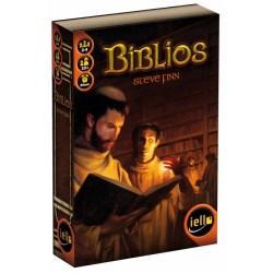 Biblios (2007) Board Game