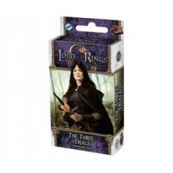 The Lord of the Rings LCG: The Ring-maker Cycle - The Three Trials Adventure Pack Board Game