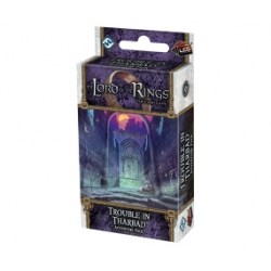 The Lord of the Rings LCG: The Ring-maker Cycle - Trouble in Tharbad Adventure Pack Board Game