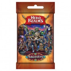Hero Realms Deckbuilding Game: Ancestry Expansion Board Game