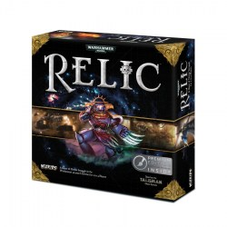 Warhammer 40K: Relic (English Second Premium Edition, 2019) - настолна игра