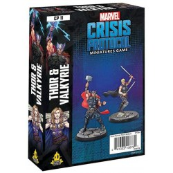 Marvel: Crisis Protocol – Thor and Valkyrie Expansion (2020) in Marvel: Crisis Protocol
