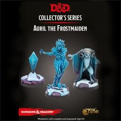D&D Collector's Series: Rime of the Frostmaiden -  Auril (3 miniatures) в D&D и други RPG / D&D Миниатюри