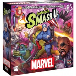 (Pre-order) Smash Up: Marvel (2020) - настолна игра