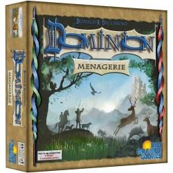 Dominion: Menagerie Expansion (2020) - разширение за настолна игра