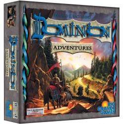 Dominion: Adventures Expansion (2015) - разширение за настолна игра