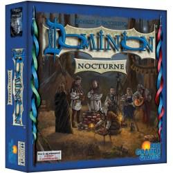 Dominion: Nocturne Expansion (2017) - разширение за настолна игра