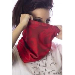 Wild Bangarang Snood: DND Red Dragon Logo in Gifts