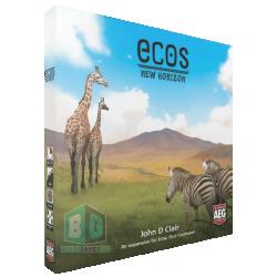 Ecos: New Horizon (Ecos: First Continent Expansion, 2021) - разширение за настолна игра
