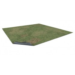 Battle Systems: Grassy Fields V.1 Floor Neoprene Gaming Mat (60cmx60cm) в Battle Systems