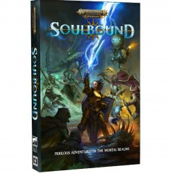 Warhammer Age of Sigmar: Soulbound RPG - ролева игра в D&D и други RPG / Други RPG