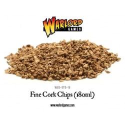 Warlord Games: Battlefields & Basing - Fine Cork Chips (180ml) в Терени за игри