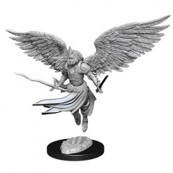 Magic: The Gathering Unpainted Miniatures: Wave 13 Aurelia, Exemplar of Justice (Angel) в D&D и други RPG / D&D Миниатюри