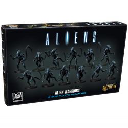 Aliens Board Game: Alien Warriors Miniatures (2021)