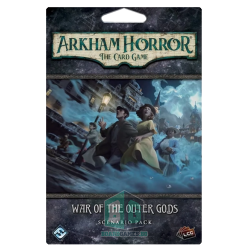 Arkham Horror: The Card Game - War of the Outer Gods Scenario Pack