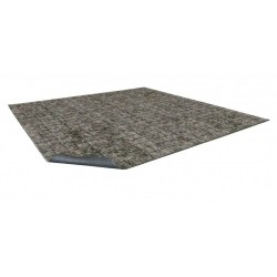 Battle Systems: Flagstone Floor Neoprene Gaming Mat (60cmx60cm) в Battle Systems