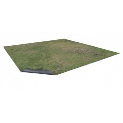 Battle Systems: Grassy Fields V.2 Floor Neoprene Gaming Mat (60cmx60cm) в Battle Systems