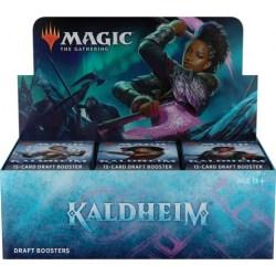 MTG: Kaldheim Draft Booster Display/Box (36 Packs)