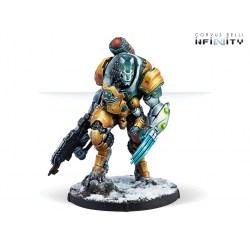 Infinity CodeOne: Blue Wolf Mongol Cavalry