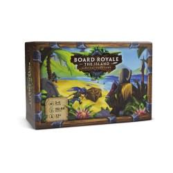 Board Royale: The Island - Survival Bundle - настолна игра с карти