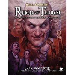 Call of Cthulhu RPG: Reign of Terror (Hardcover) в D&D и други RPG / Други RPG