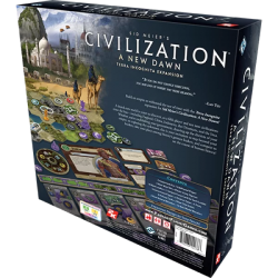 Civilization: A New Dawn – Terra Incognita (2020) - разширение за настолна игра