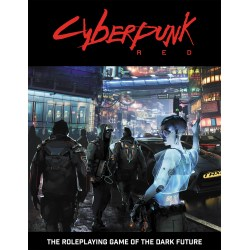 Cyberpunk Red RPG: Core Rulebook (HC) in Other RPGs
