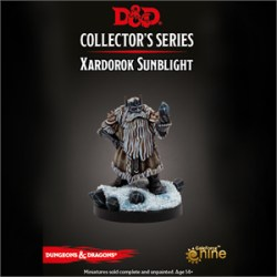 D&D Collector's Series: Rime of the Frostmaiden - Xardorok Sunblight в D&D и други RPG / D&D Миниатюри