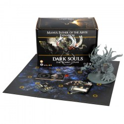 Dark Souls: The Board Game - Mega Boss Expansions - Manus, Father of the Abyss