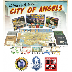 Detective: City of Angels (2019) - настолна игра