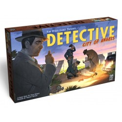 Detective: City of Angels (2019) Board Game