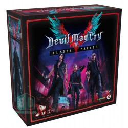 Devil May Cry: The Bloody Palace (2020) Board Game