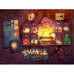 Dice Throne: Season One ReRolled Box 1 – Barbarian vs Moon Elf (2020) Board Game
