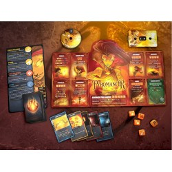 Dice Throne: Season One ReRolled Box 3 – Pyromancer vs Shadow Thief (2020) - настолна игра