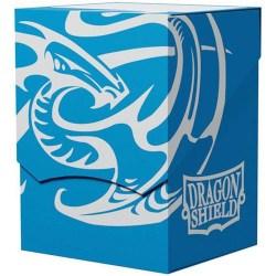 Dragon Shield Deck Shell (синя, 100 карти) - кутия за карти в Кутии за карти