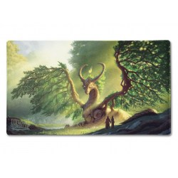 Dragon Shield Playmat - Lime Laima