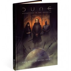 (Pre-order) Dune RPG: Adventures in the Imperium – Core Rulebook Standard Edition в D&D и други RPG / Други RPG