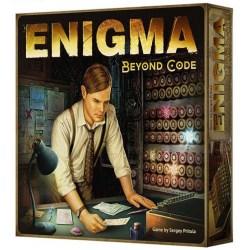 Enigma: Beyond Code (2020) - парти настолна игра