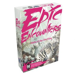 Epic Encounters: Hall of the Orc King (D&D 5E Compatible) в D&D и други RPG