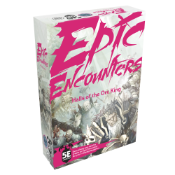 Epic Encounters: Hall of the Orc King (D&D 5E Compatible) в D&D и други RPG