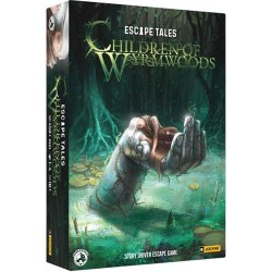 Escape Tales: Children of the Wyrmwood (2020) Board Game