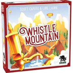 Whistle Mountain (2020) - настолна игра