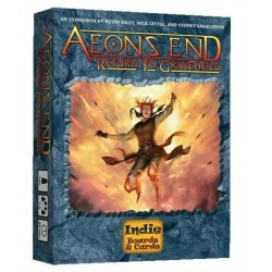 Aeon's End: Return to Gravehold Expansion (2020) Board Game