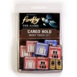 Firefly: The Game - Cargo Hold Shiny Token Set
